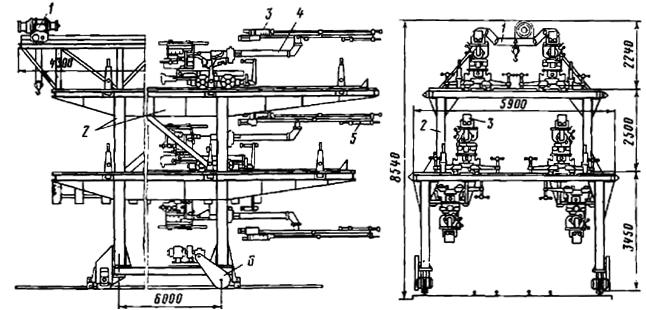 Буровой агрегат БА-1