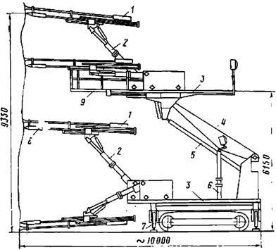 Самоходная буровая установка СБУ-4