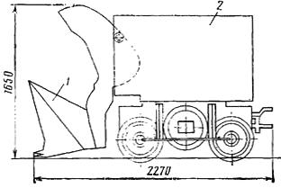 Погрузочная машина ПМЛ-5