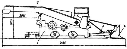 Погрузочная машина ППМ-4