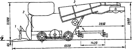Погрузочная машина МПР-6