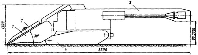 Погрузочная машина ПНБ-3К