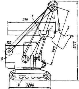 Тоннельный экскаватор Э-7515