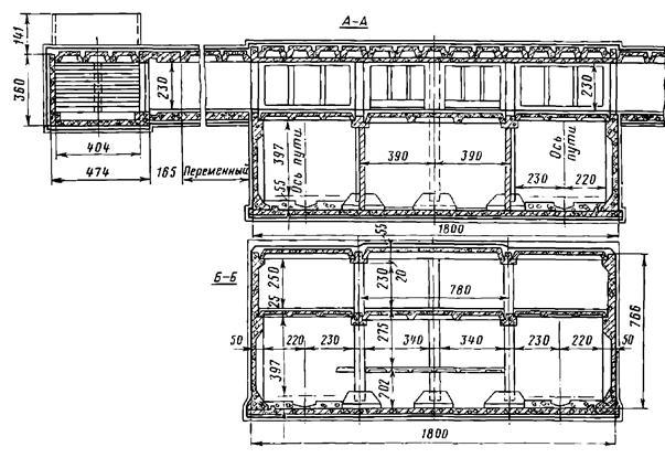 Подземный вестибюль мелко заложенной станции