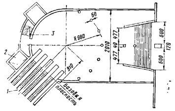 План подземного вестибюля