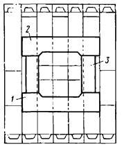 Схема предварительного усиления проема