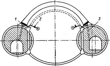 Схема щитовой монтажной камеры