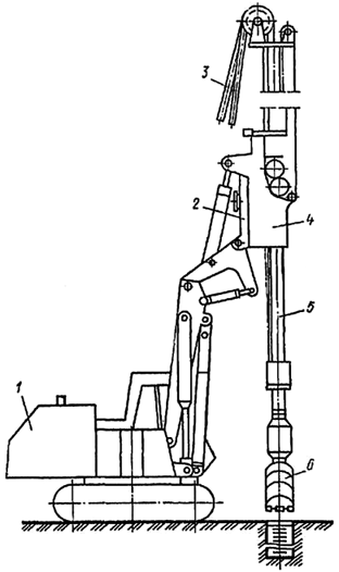 Грейфер на базе экскаватора ЭО-5122