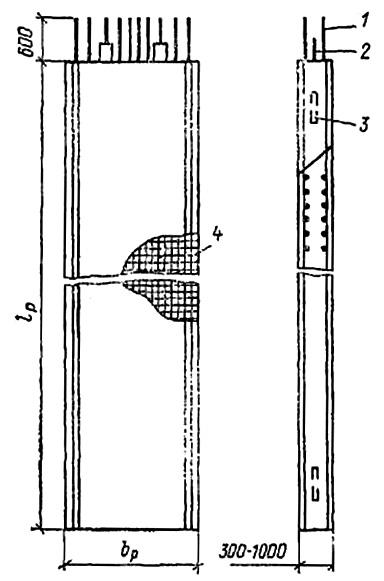 Плоская стеновая панель