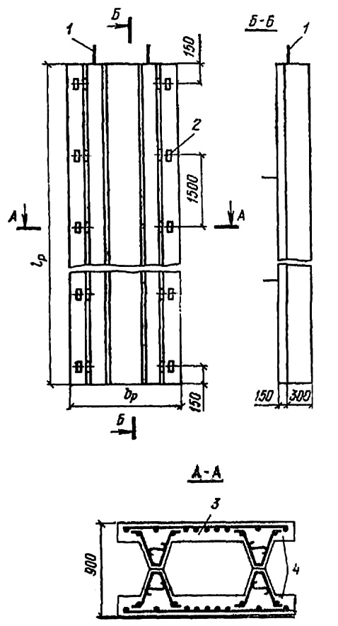 Ребристые стеновые панели