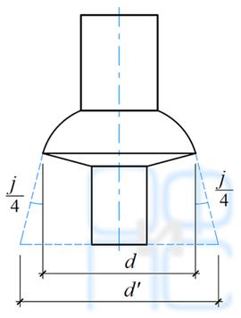 Определение осадки фундамента