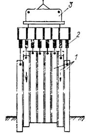 Гидравлический погружатель шпунта